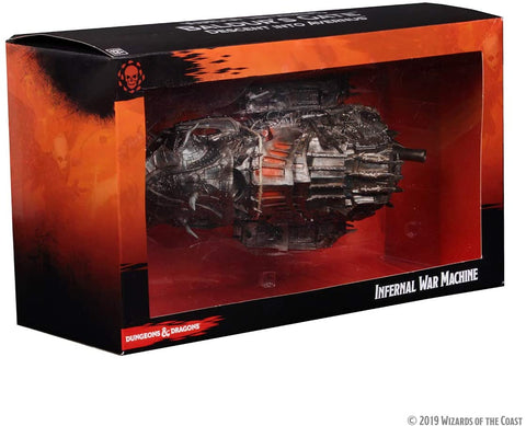 Dungeons & Dragon's Miniatures: Infernal War Machine Premium Figure