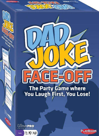 Dad Joke: Face-Off
