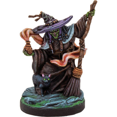 Dungeons & Dragons Miniatures: Curse of Strahd -  Barovian Witch