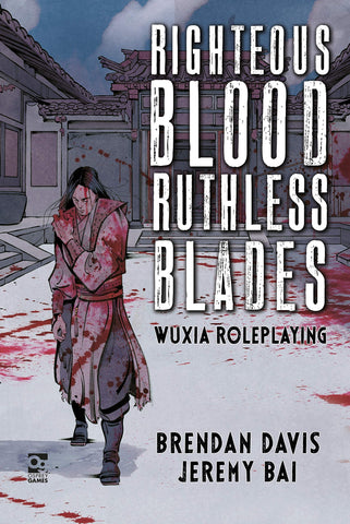 Righteous Blood Ruthless Blades