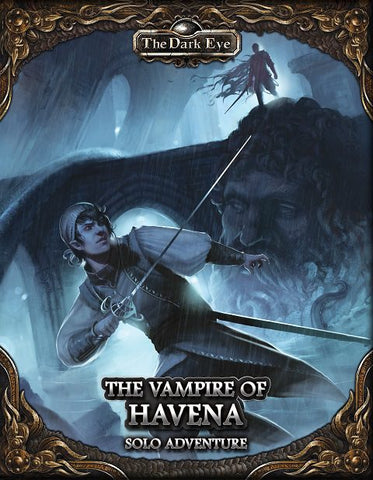 Dark Eye RPG: Vampire of Havena