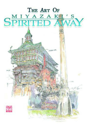 Art of Spirited Away HC (O/A)