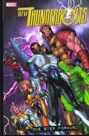 New Thunderbolts VOL 01 One St