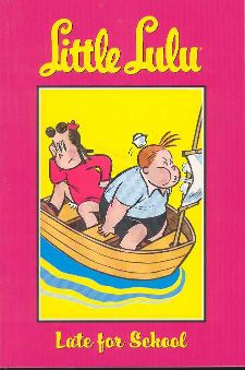 Little Lulu VOL 08 Late Forhoo