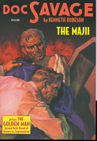 Doc Savage Double Novel VOL 09