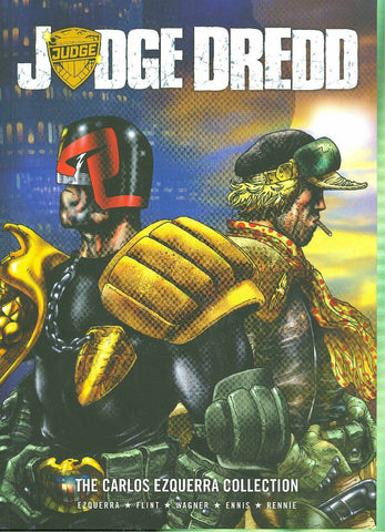 Judge Dredd Carlos Ezquerra Co
