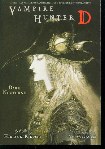 Vampire Hunter D Novel VOL 10
