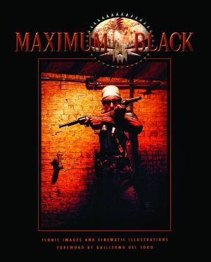 Maximum Black VOL 01 Art Tim B