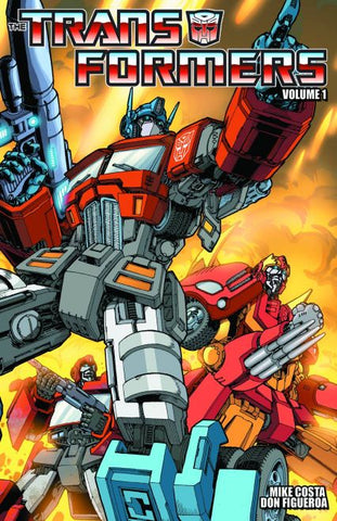Transformers Ongoing VOL 01