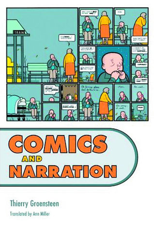 Comics and Narration HC
