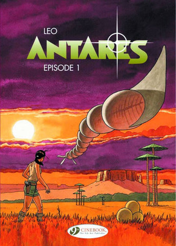 Antares VOL 01 Episode 1