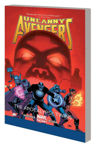 Uncanny Avengers VOL 02 Apocal