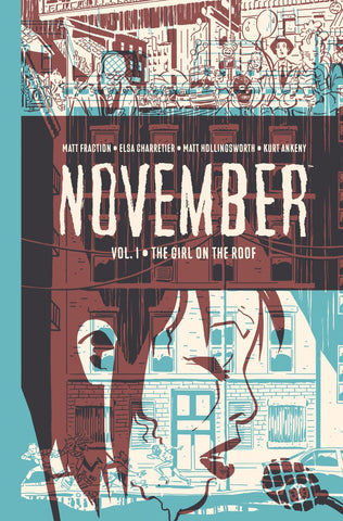 November Vol. 1: the Girl on the Roof