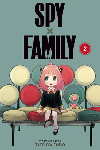 Spy X Family Vol. 02