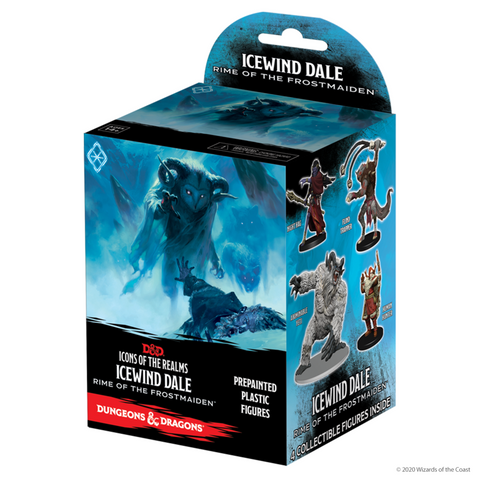 Dungeons & Dragons Miniatures: Icewind Dale: Rime of the Frostmaiden Booster