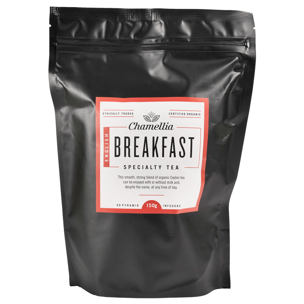 English Breakfast | Pyramids x50 - You Brewtea