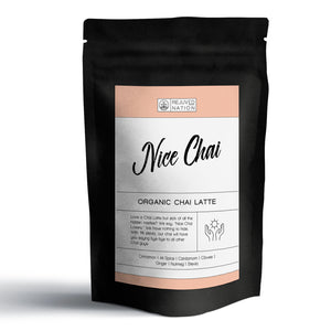 Nice Chai - Organic Chai Latte - You Brewtea