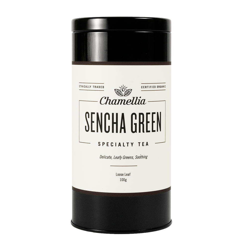 Sencha Green Tea | Loose Leaf 100g - You Brewtea