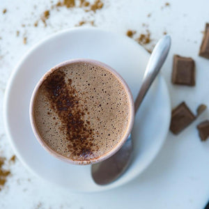 Load image into Gallery viewer, Healthy Turmeric Hot Chocolate - You Brewtea
