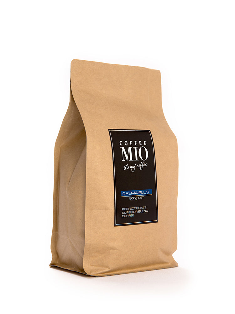 Crema Plus | Coffee MIO - You Brewtea