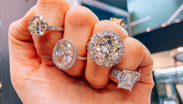 cape diamond engagement rings