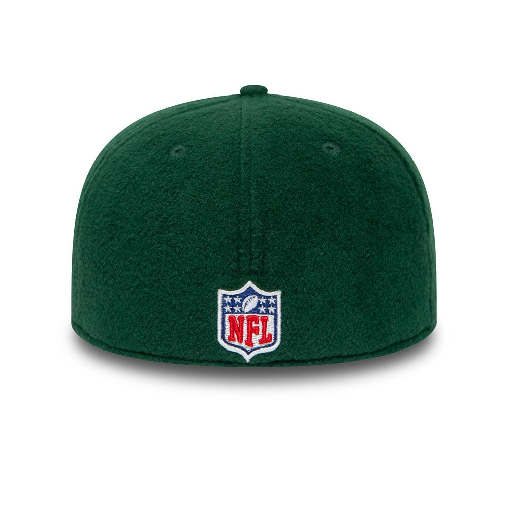 Green Bay Packers Winter Utility Micro Fleece New Era 59FIFTY fullcap
