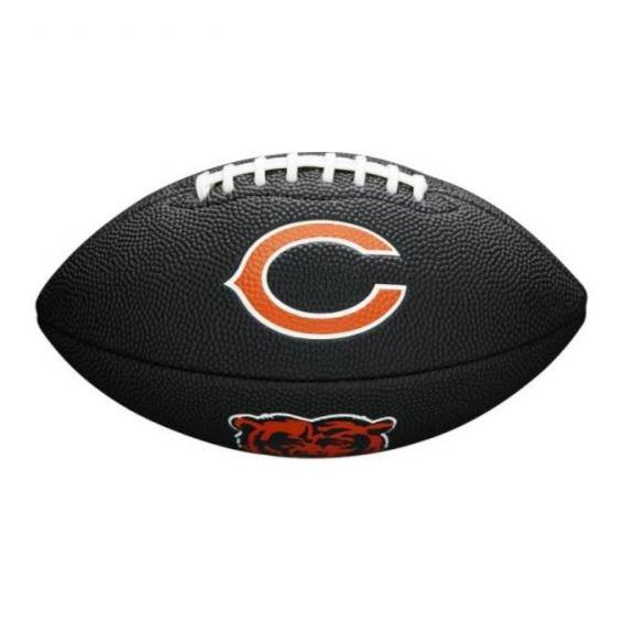 Chicago Bears NFL team soft touch amerikai mini focilabda