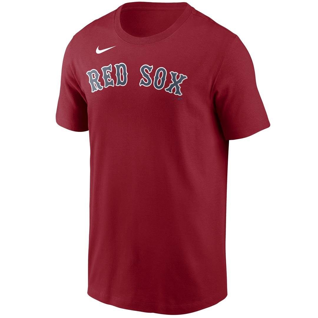 Nike Boston Red Sox Wordmark póló