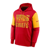 Nike Kansas City Chiefs Mascot Stack pulóver