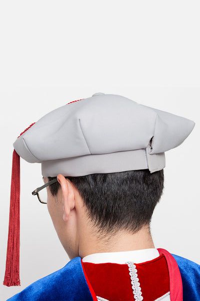 MIT Doctoral Regalia (Hat)