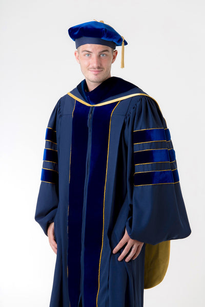 University of California PhD Regalia