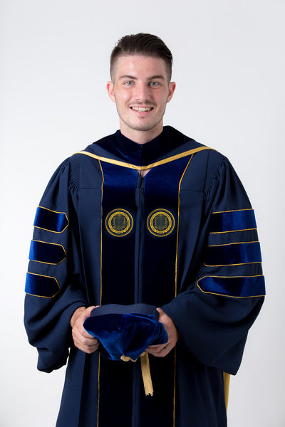 University of California Berkeley PhD Gown