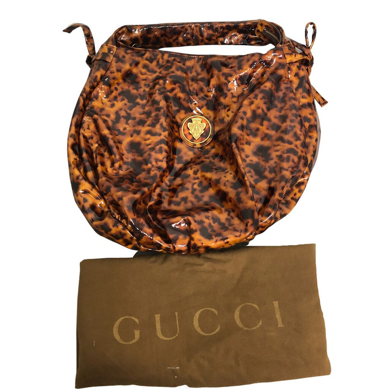 "Gucci ""Crystal Hysteria Hobo"" Bag"