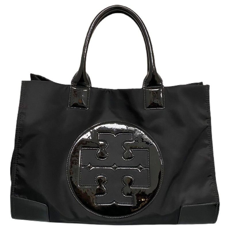 "Tory Burch ""Ella Patent Nylon Tote"" Bag"