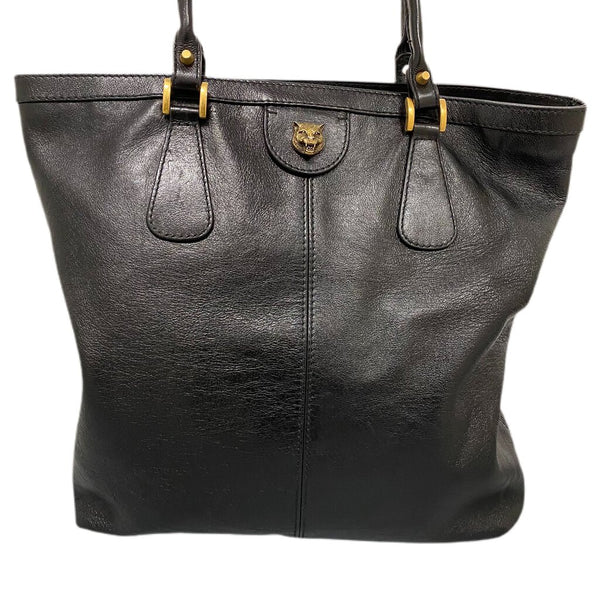"Gucci ""RE(BELLE) Shopper Tote Leather"" Tote Bag"
