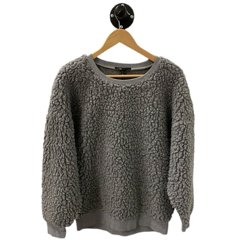 Maje Teddy Bear Sweatshirt - Medium