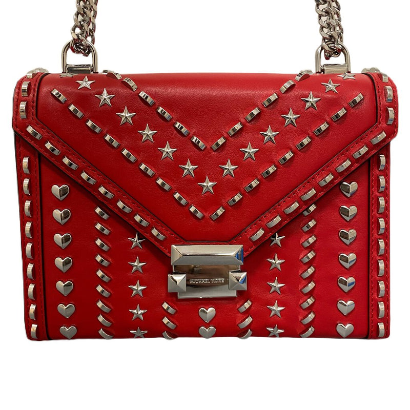 "MICHAEL Michael Kors x Yang Mi Studded Leather ""Whitney"" Bag"