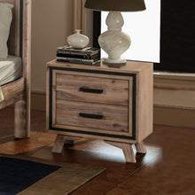 Load image into Gallery viewer, Seashore Bedside 2 Drawers