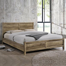 Load image into Gallery viewer, Alice Bed Queen Oak Colour