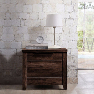 Alice Bedside Table Wenge