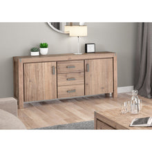 Load image into Gallery viewer, NOWRA Buffet Oak 3 Drawer