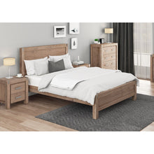 Load image into Gallery viewer, Bed Frame, Classic Oak, Queen
