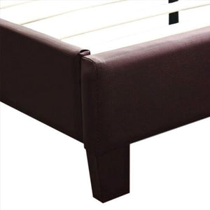 Mondeo Bed Frame Brown - Double