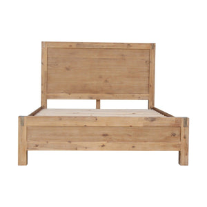 Bed Frame, Classic Oak, Double