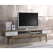 Load image into Gallery viewer, TV Stand Oak