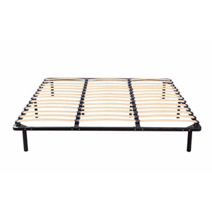Bed Frame, Metal, King
