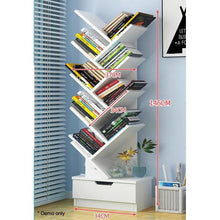 Load image into Gallery viewer, Tree Bookshelf, Multipurpose, 9-Tier