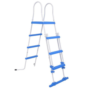 Above-Ground Pool Safety Ladder, with 3 Steps, 122cm
