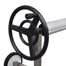 Load image into Gallery viewer, Pool Cover Roller, with Stainless Steel Base