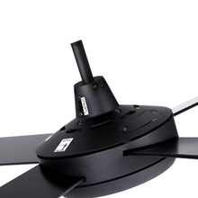 Load image into Gallery viewer, Ceiling Fan, Black, 132cm